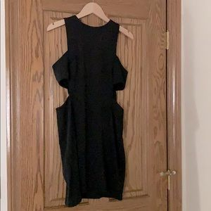 NWOT ASOS shift dress with cut out side